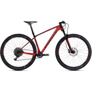 Ghost Lector 9.9 UC 2018, red/black - Mountainbike