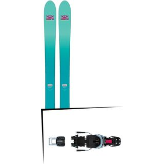 Set: DPS Skis Nina F99 Foundation 2018 + Rottefella NTN Freedom