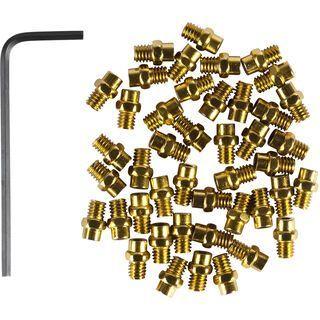Cube RFR Pedal-Pins, gold