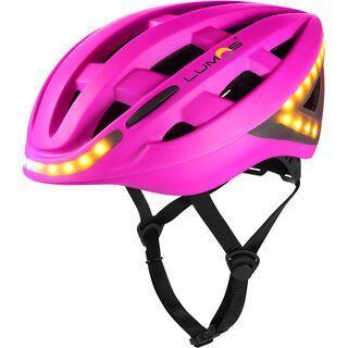 Lumos Helmet, brilliant pink - Fahrradhelm