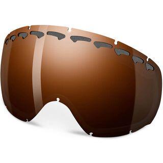 Oakley Crowbar MX Lens, black iridium - Wechselscheibe