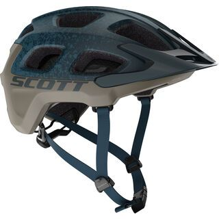 Scott Vivo Plus Helmet, nightfall blue - Fahrradhelm