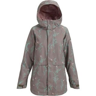 Burton Women's Gore-Tex Kaylo Jacket, falcon birds - Snowboardjacke