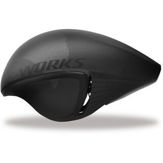 Specialized S-Works TT, black - Fahrradhelm