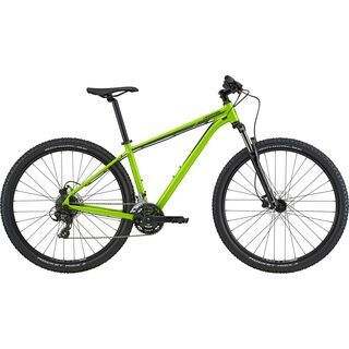 Cannondale Trail 8 - 27.5 2020, acid green - Mountainbike