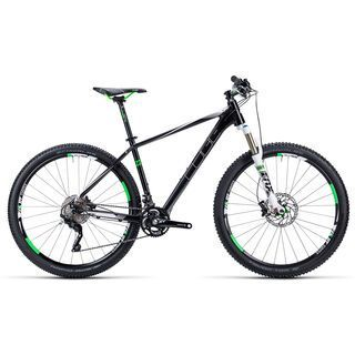 Cube LTD SL 27.5 2x10 2015, blackline - Mountainbike