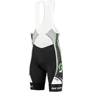 Scott RC Pro Bibshorts, black/green - Radhose