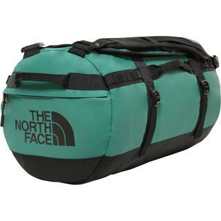 The North Face Base Camp Duffel - Small, evergreen/tnf black - Reisetasche