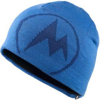 Marmot Summit Hat, Cobalt Blue/Dark Azure - Mütze
