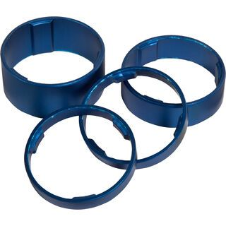 Cube Spacer - Set, blue