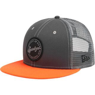 Specialized New Era 9Fifty Snapback Hat slate/red dirt/black
