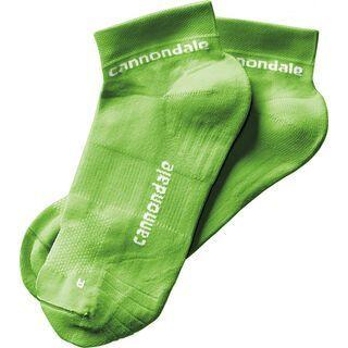 Cannondale Low Socks, green - Radsocken