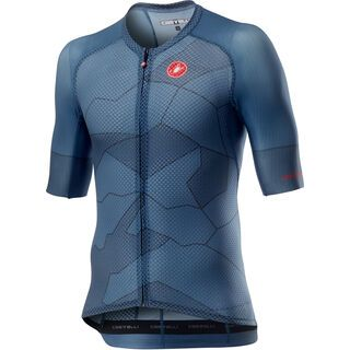 Castelli Climber's 3.0 Jersey, light steel blue - Radtrikot