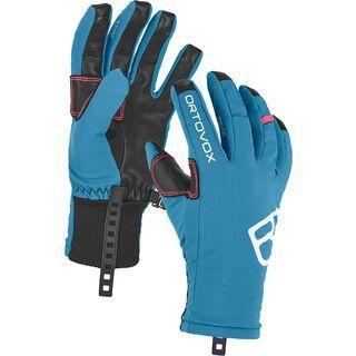 Ortovox Tour Glove W, blue sea - Skihandschuhe