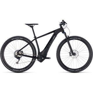 Cube Reaction Hybrid SL 500 27.5 2018, black edition - E-Bike