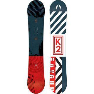 K2 Raygun Wide 2017 - Snowboard