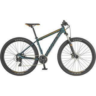 Scott Aspect 970 2019, cobalt/orange - Mountainbike
