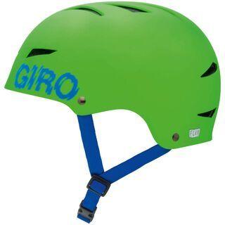 Giro Flak, matte bright green - Fahrradhelm