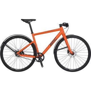 BMC Alpenchallenge AC01 IGH Alfine 11 Fender 2016, orange - Fitnessbike