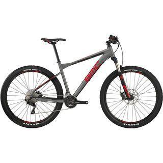 BMC Sportelite SE One 2018, grey red - Mountainbike