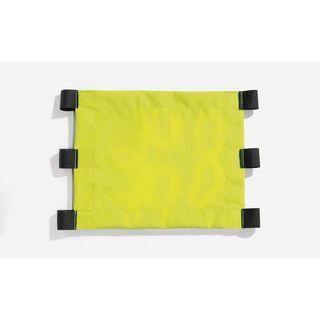 XLC Sonnensegel für Kinderanhänger - 1-Sitzer, gelb - Zubehör