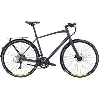 *** 2. Wahl *** Specialized Men's Sirrus Sport EQ - Black Top LTD 2020, cast battleship/hyper - Fitnessbike | Größe XL // 53.5 cm
