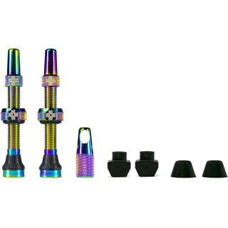 Muc-Off Tubeless Presta Valve - 44 mm, Iridescent - Tubeless-Ventil