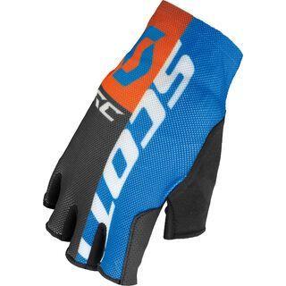 Scott RC SF Glove, racer blue/orange - Fahrradhandschuhe