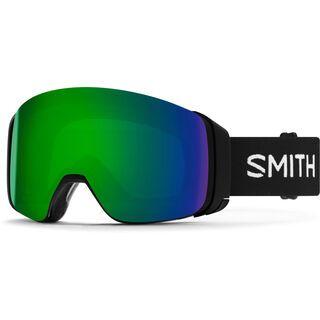 Smith 4D Mag, black/Lens: cp sun green mir - Skibrille