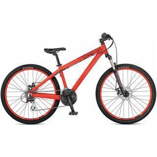 Scott Voltage YZ 30 2013, red/black - Dirtbike