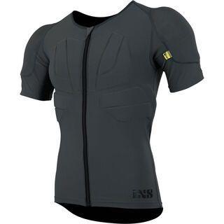 IXS Carve Jersey Upper Body Protective, grey - Protektorenjacke