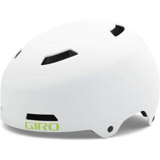 Giro Dime, matte white lime - Fahrradhelm