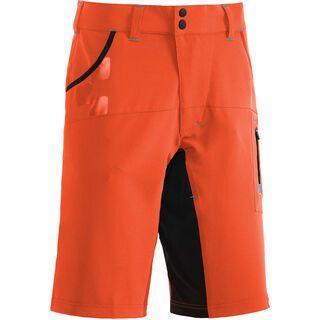 Cube Motion Shorts, orange - Radhose