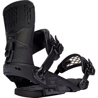 Ride Rodeo 2016, matte black - Snowboardbindung