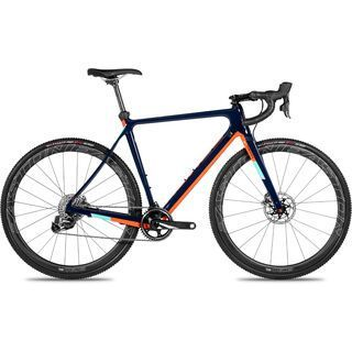 Norco Threshold C Red eTap 2018, blue/orange - Crossrad