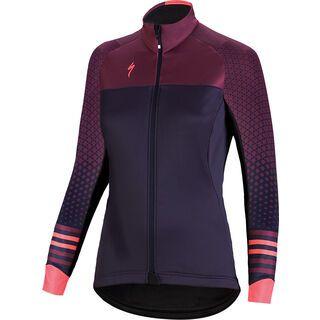 Specialized Element RBX Comp Women's Jacket, black/neon yellow - Radjacke