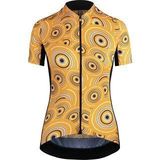 Assos UMA GT Short Sleeve Jersey, borealisorange - Radtrikot