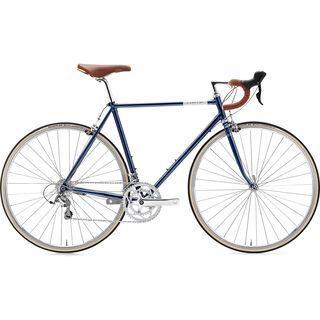 Creme Cycles Echo Doppio 2015, deep blue - Rennrad
