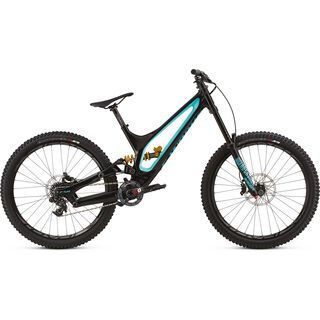Specialized S-Works Demo 8 2018, carbon/mint - Mountainbike