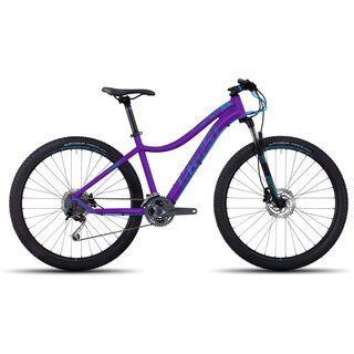 Ghost Lanao 4 AL 27.5 2017, violet/blue - Mountainbike