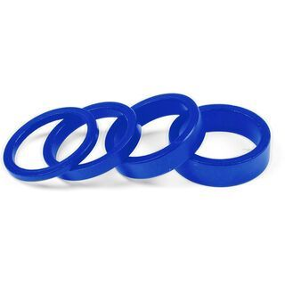 Salt Headset Spacer Set, blau