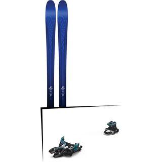 Set: K2 SKI Pinnacle 88 2017 + Marker Alpinist 9 (2319305)