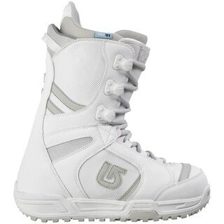 Burton Coco, White/Silver - Snowboardschuhe