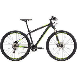 Cannondale Trail 2 27.5 2017, black/green - Mountainbike