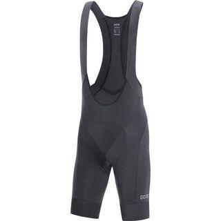 Gore Wear C5 Opti kurze Trägerhose+ black