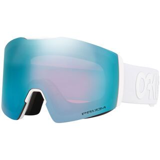 Oakley Fall Line XL Prizm Factory Pilot Whiteout, Lens: sapphire iridium - Skibrille