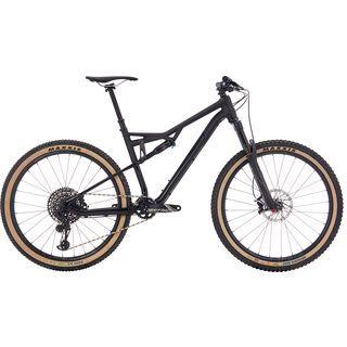 Cannondale Habit Carbon 2 SE 2018, black - Mountainbike