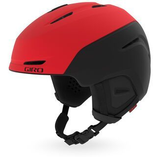 Giro Neo, matte bright red / black - Skihelm