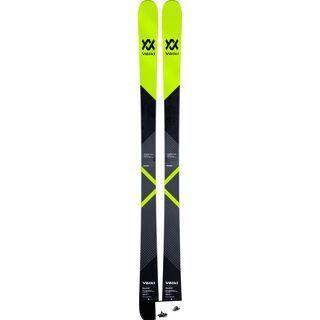 Set: Völkl Revolt 87 2019 + Marker Alpinist 12 Long Travel black/titanium
