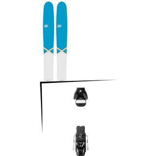 Set: DPS Skis Wailer 112 RP2 Pure3 2016 + Atomic STH 13 WTR (1681268)